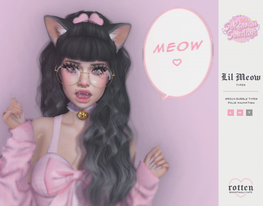 Rotten - Lil Meow Typer