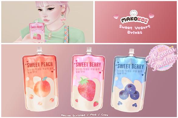 Makokoi - Sweet Yoghurt Drinks
