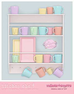 Things&Stuffs - Kitchen Shelf