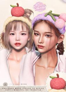 Kotte - Apple & Cherry Headband