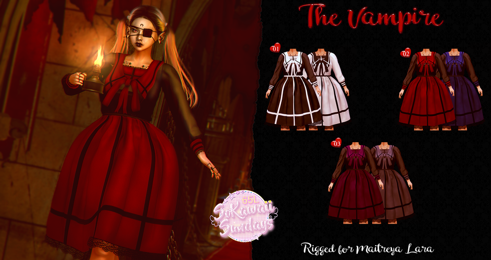 {Buing} - The Vampire Dress