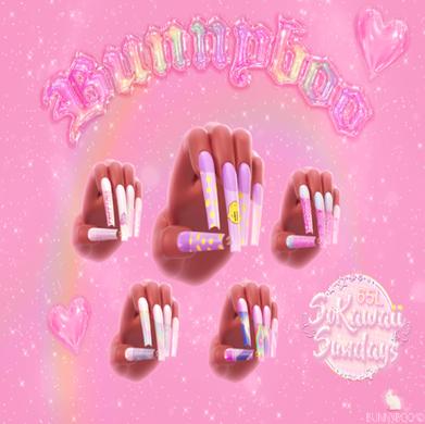 Bunnyboo - Aesthetic Nails