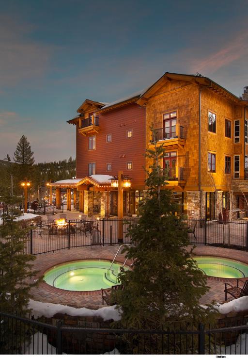 Northstar Lodge Hyatt Regency