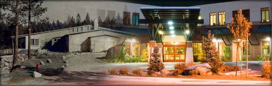 Tahoe Forest Hospital Panorama