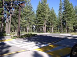 Gray's Crossing Curbing