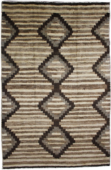 """Hand Knotted Navajo Style Rug - 12'7"""" X 9'6"""""""