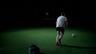 Abby Wambach- Shoot the Lights Out