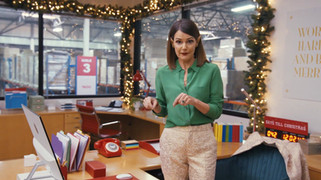 Audi Christmas Commercia- Dir. Alice Mat