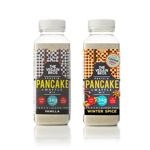 1 x Vanilla Pancake + 1 x Winter Spice Mix