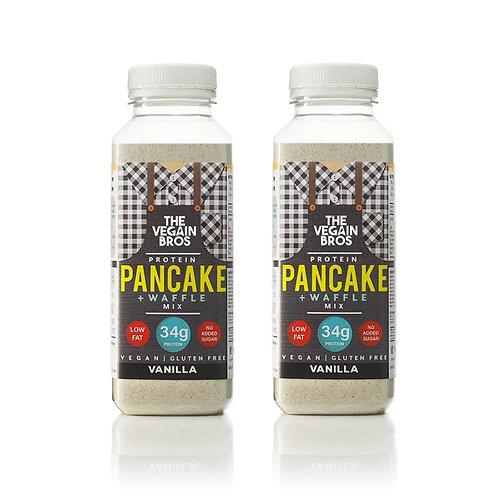 2 x GF Vegan Vanilla Pancake + Waffle Mix