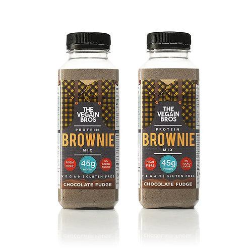 2 x GF Fudgy Chocolate Protein Brownie Mix Bundle