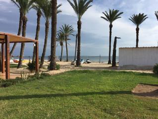 Helping to take tourism back to Tunisia