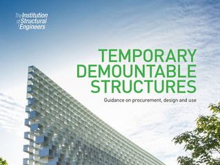 Updating our knowledge of Temporary Demountable Structures