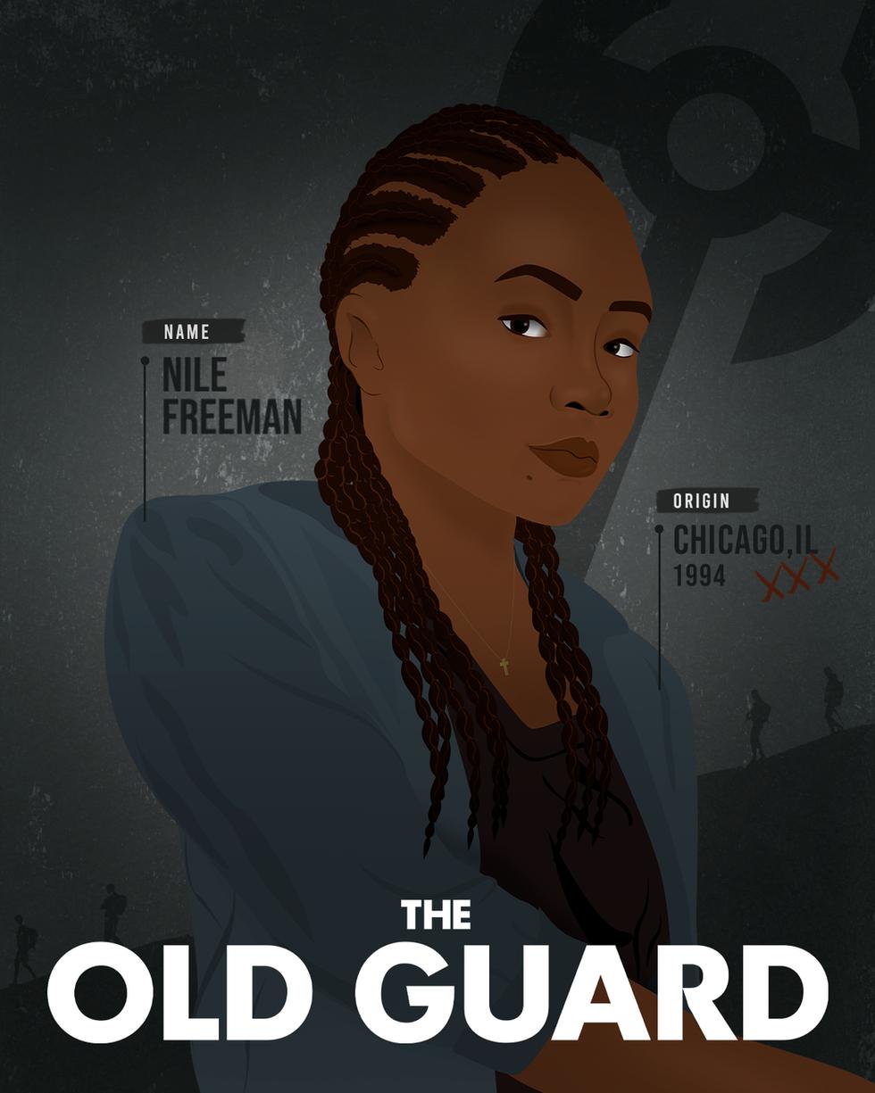 Artwork for Netflix