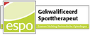 San Sportmassage Breda, espo gekwalificeerd sportmasseur