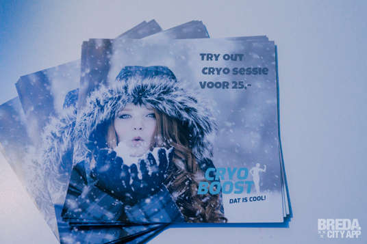 CryoBoost Breda | TRY OUT Sessie