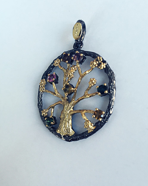 Tree of life collection the tree of life pendant glamstone tree of life collection the tree of life pendant aloadofball Image collections