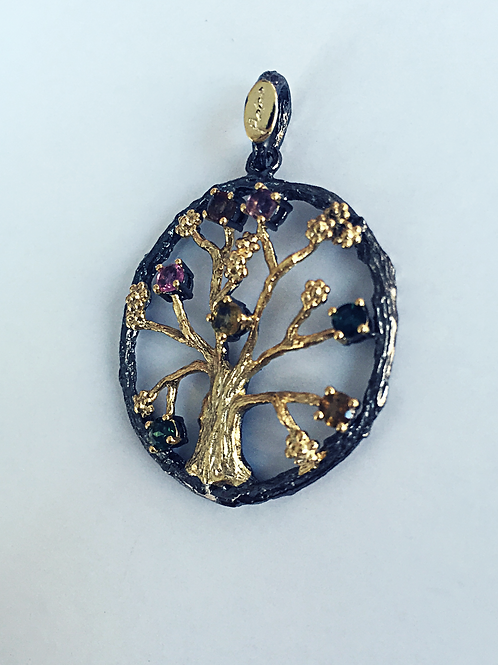 Tree Of Life Collection: The Tree Of Life Pendant