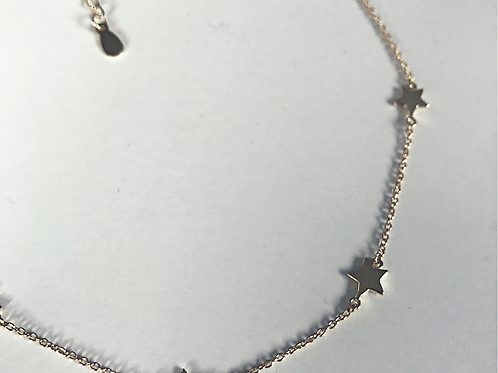 Star Sterling Choker