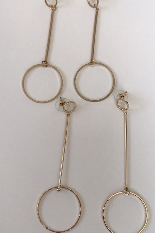 """19Collection-The """"O"""" Earrings"""