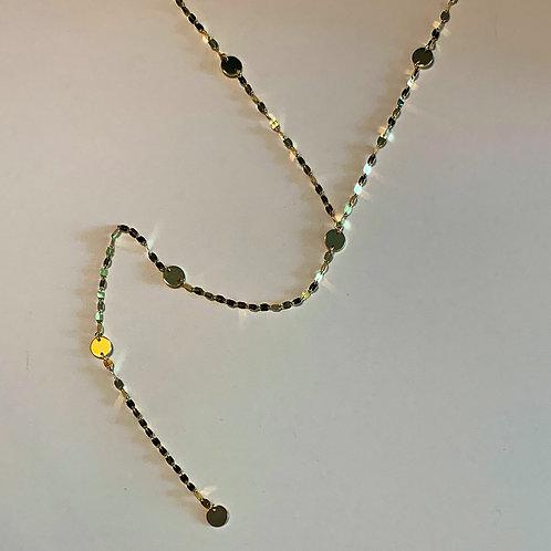 Kim Liaret Y Necklace
