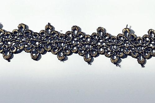 Lace CHOKER Necklace.