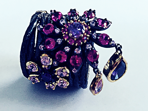 Tree Of Life Collection: Dangle Flower Ring