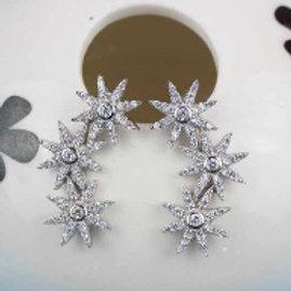 Star Climbers Earrings