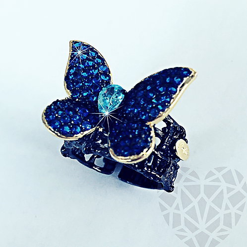 Tree Of Life Collection: Butterfly Ring