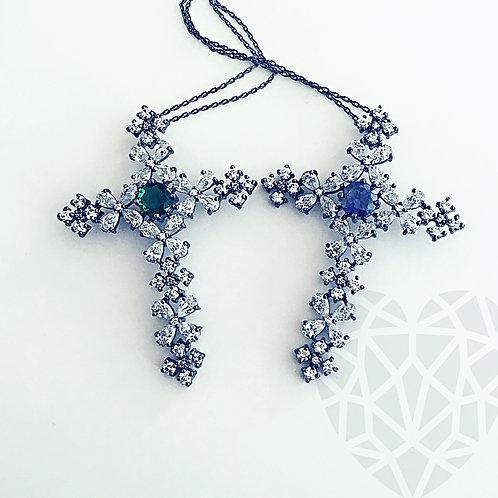 The Faith Cross Necklace