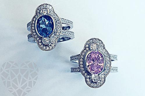 Mia Colorstone Ring