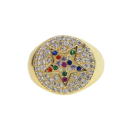 Blake Star Ring