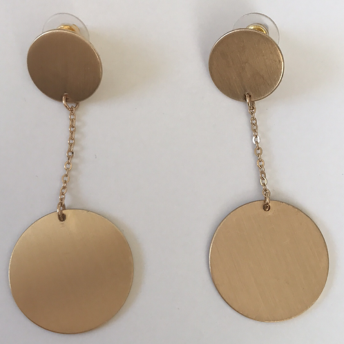 19Collection-Coin Earrings