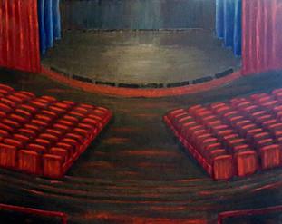 """""""Театр"""", х.м. (2015)"""