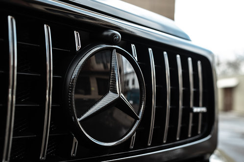 Звезда большая (перед. решетка) Mercedes-Benz G-Class, W-464