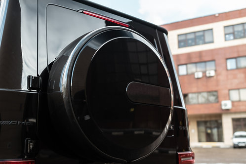 Заглушка на колпак запасного колеса Mercedes-Benz G-Class, W-464