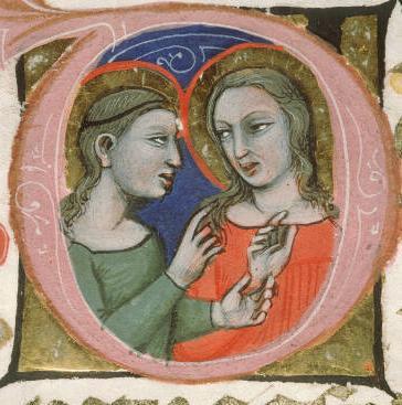 Sainte Perpetue et Sainte Felicite