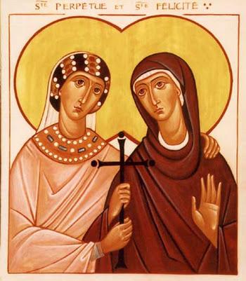 St. Perpetue et Felicite