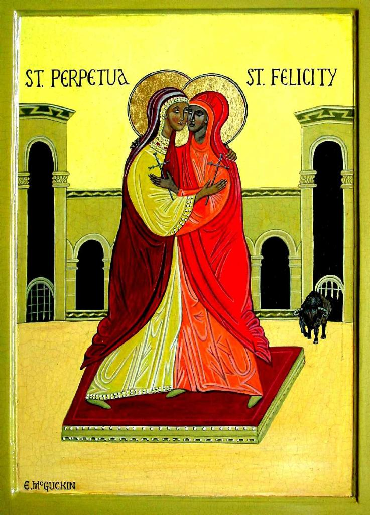 SS. Perpetua and Felicity