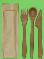 Kit couvert bambou