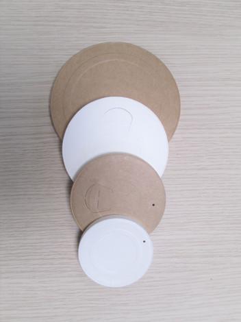 Couvercles gobelets papiers