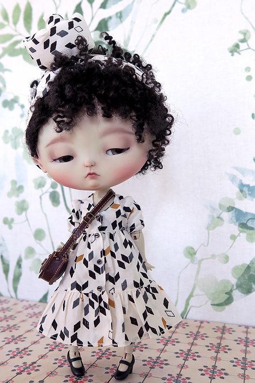 Rombo Dress  - BULBI