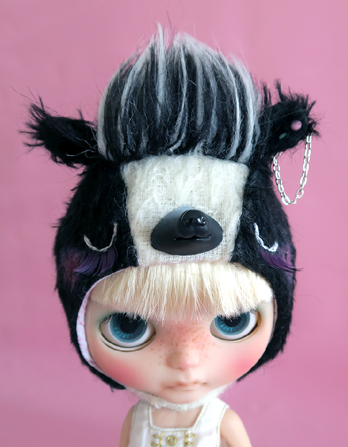 Rock skunk