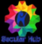 hub logo blue man 600dpi 400x400.png