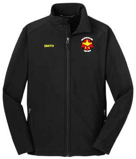Core Soft Shell Jacket. J317