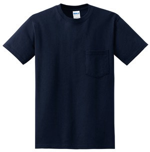 Ultra Cotton® 100% Cotton T-Shirt with Pocket