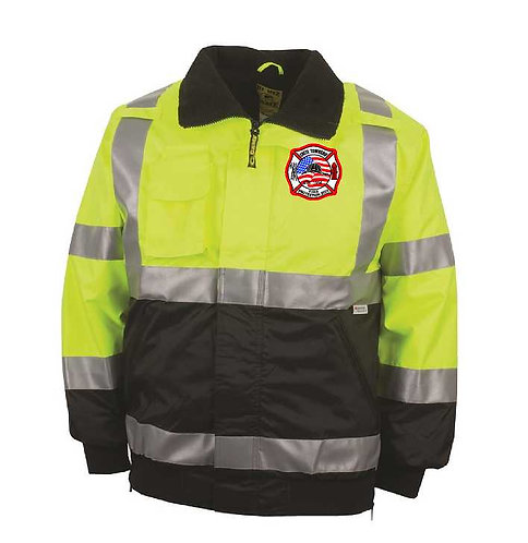 CTFD Municipality Jacket w/Hideaway Hood, TALLS