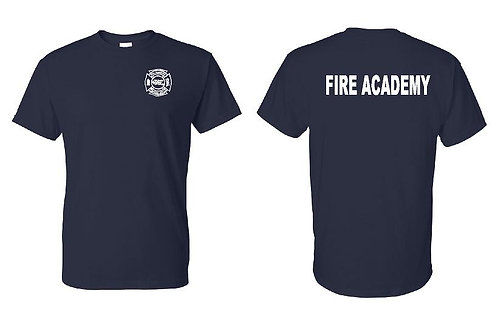 Prairie State College 50/50 T-Shirt Academy