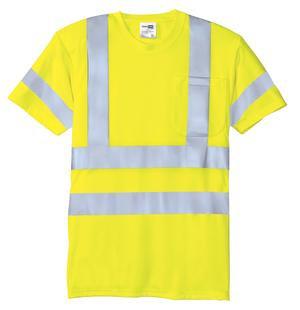 ANSI 107 Class 3 Short Sleeve Reflective T Shirt