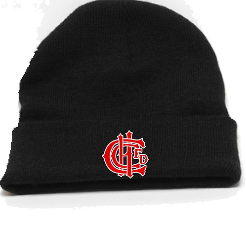 CCHFD Fold Over Knit Beanie Cap